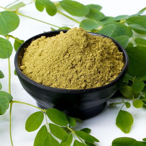 Moringa Green Tea Powder