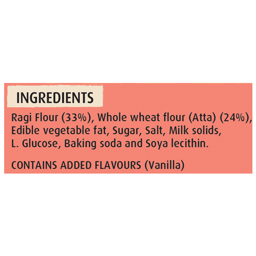 Ragi Biscuits - Pack of 10