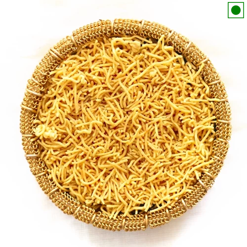 Sev (Karapusa) | Indian Snacks