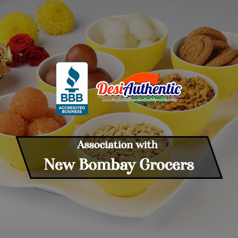Desiauthentic - New Bombay Grocers