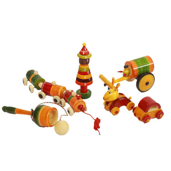 Etikoppaka Toys Kids Playing Set