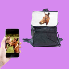Load image into Gallery viewer, Horse City Bag