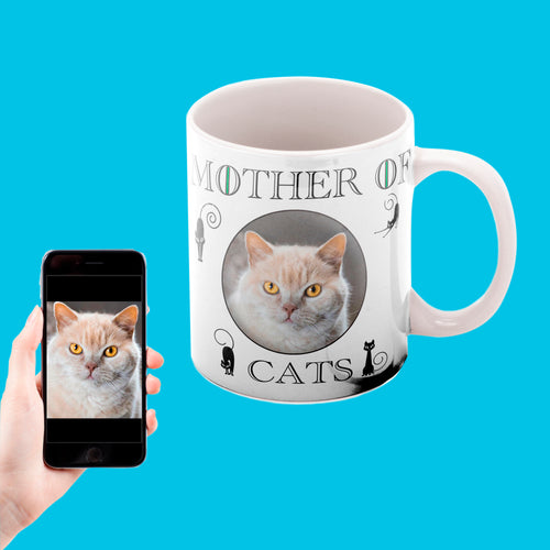 The Mother of Cats Mug