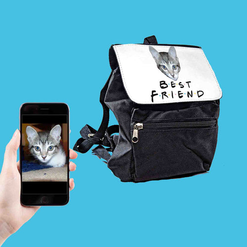 Best Friend Cat City Bag