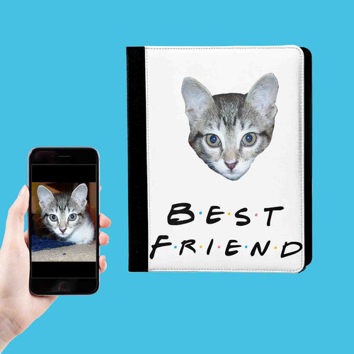 Best Friend Cat iPad Case