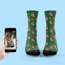 Load image into Gallery viewer, Cat Socks