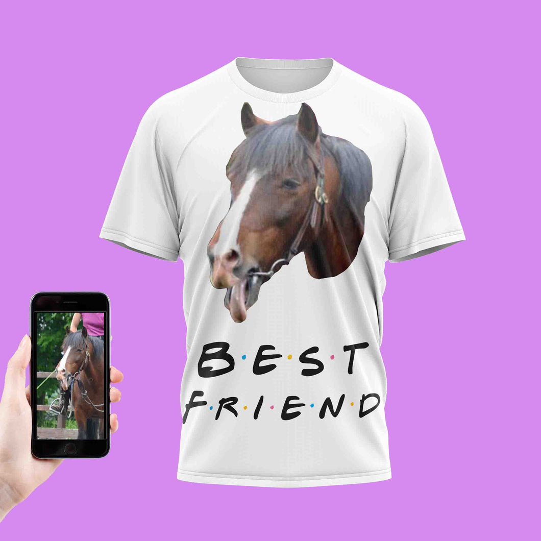 Best Friend Horse T-Shirt