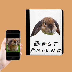 Best Friend Rabbit iPad Case