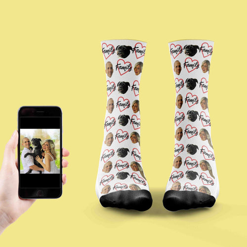Family Dog Socks