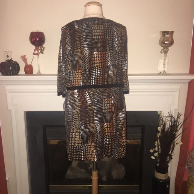 AA Studio Illusion Dress