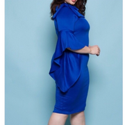 Patty Plus Size Ribbon Dress