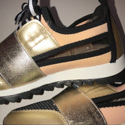 The Golden Ticket Sneakers