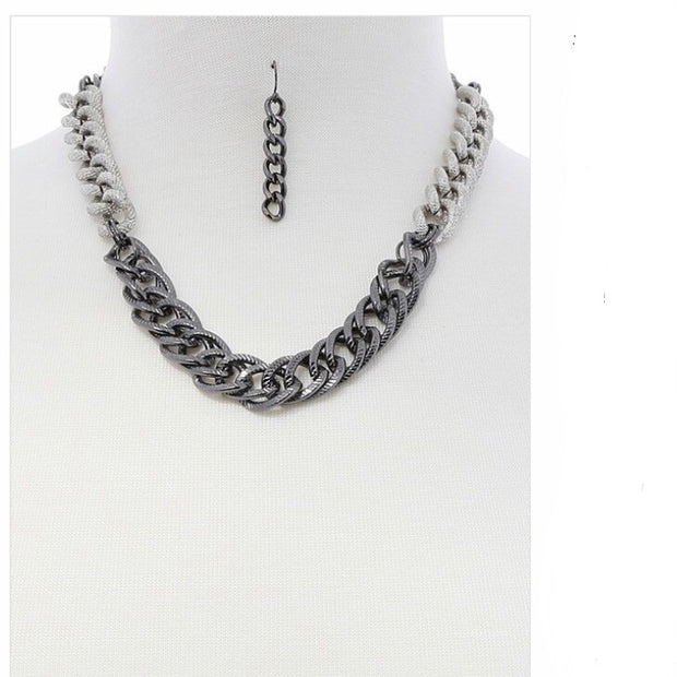 Classic Chain Necklace Set