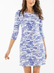 Bimini Dress in Set Sail by Mahi Gold