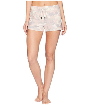 Camo Short Pants in Pink By PJ Salvage RKLBS