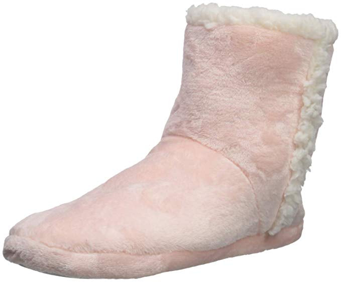 Plush Bootie in Blush by PJ Salvage