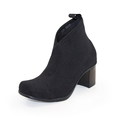 TelfairBoot in Black by Charleston Shoe Company