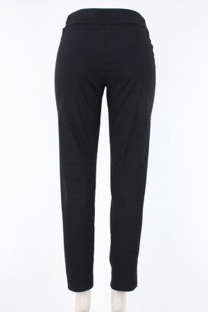 Velvet Dot pant in Black by Krazy Larry