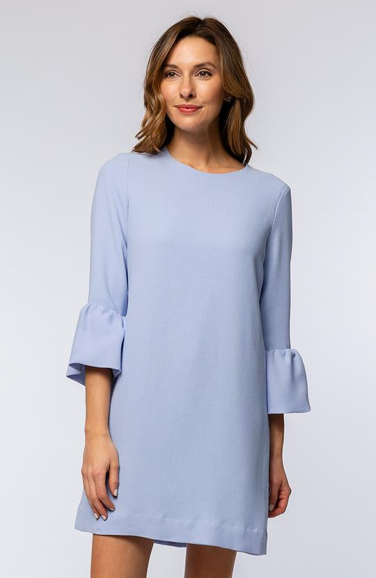 Sydney Crepe Dress in Twilight by Tyler Boe 72001k