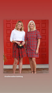 Plaid Skirts by Sailor Sailor