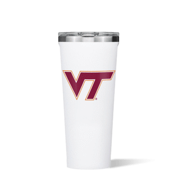 Virginia Tech 24 oz Tumbler by Corkcicle