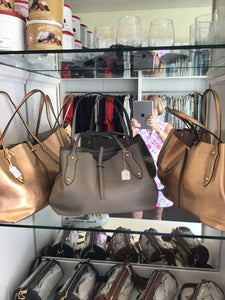 Isabella Tote Small assorted colors