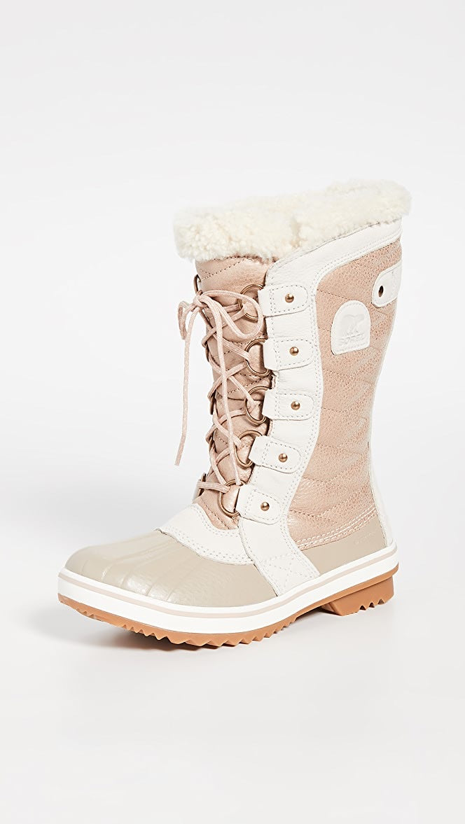 Tofino ll Luxe Boot in Natural Tan by Sorel
