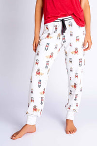 Hipster Hounds Jammie pant by PJ Salvage
