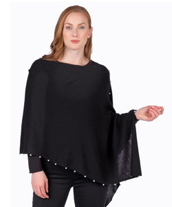 Cashmere Pearl Topper by Alashan Cashmere