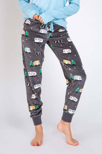 Chill out Camper Jammie Pant by PJ Salvage