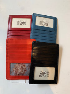 Euro Slide Credit Card and Passport Case by Hobo Handbags