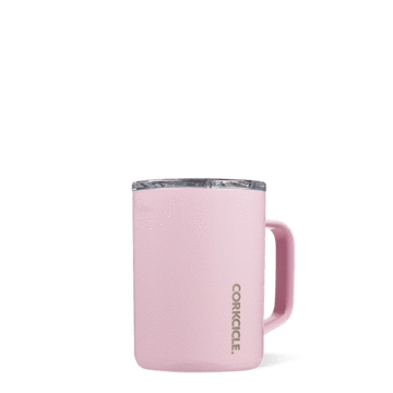 Corkcicle Mug in Pink by Corkcicle