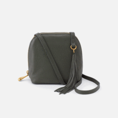 Nash Crossbody Leather Bag in Sage Brush by Hobo Bags
