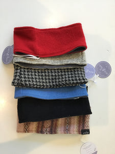 Women's  Fleece  lined Headbands by Jack and Mary Designs