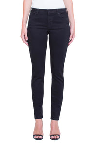 The Abby Ankle Skinny Perfect Black Jean by Liverpool Jeans