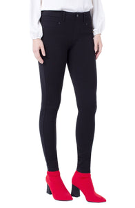 Gia Glider Skinny Jean Style #LM2337F62 in Night Jet by Liverpool Jeans