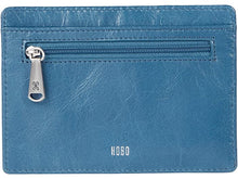 Load image into Gallery viewer, Euro Slide Leather Passport Wallet in Riviera by Hobo Bags