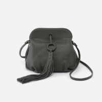 Leather Birdie Bag in Sage Brush by Hobo Bags