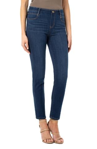 Gia Glider Slim Jean in Victory Wash by Liverpool Jeans
