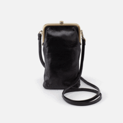 Melody Crossbody Handbag in Black by Hobo Handbags