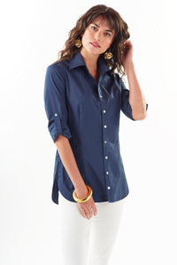Joey Shirt in Navy by Finley