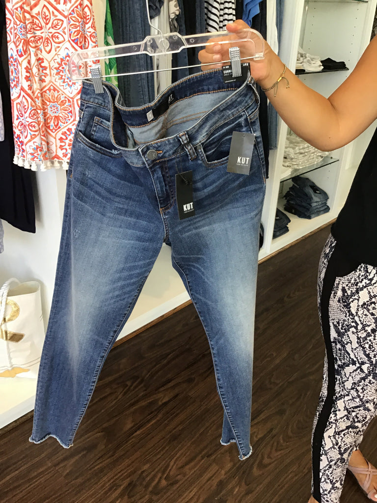 Connie Jean in Guiless by Kut Jeans