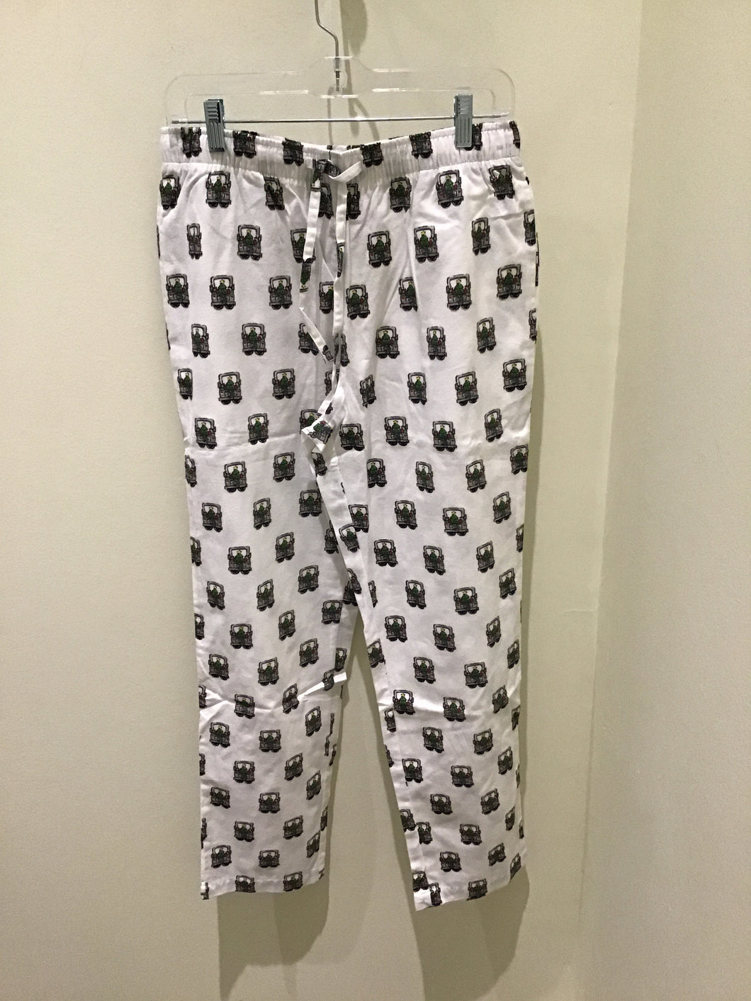 Christmas truck Lounge Pants by Southern Apparel