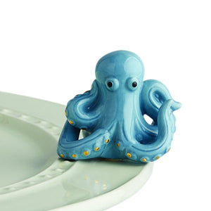 Under the Sea Octopus mini accessory by Nora Fleming