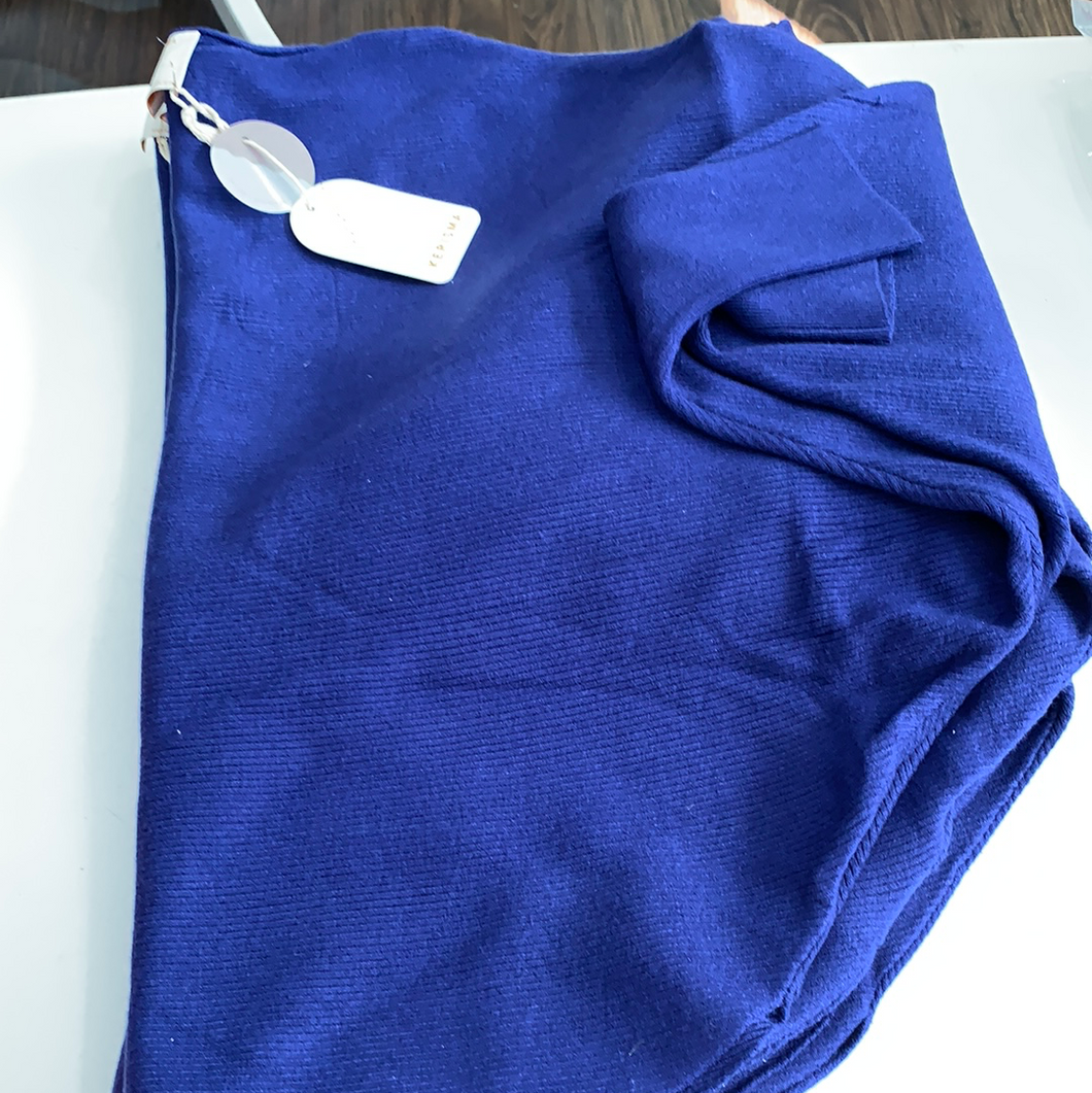 RYU Bat Wing Sweater in Navy by Kerisma