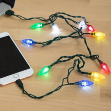 Load image into Gallery viewer, USB Christmas light