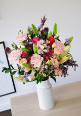 Grand and luxurious singapore florist floral mikelle that curates and designs flower arrangement for birthdays congratulatory