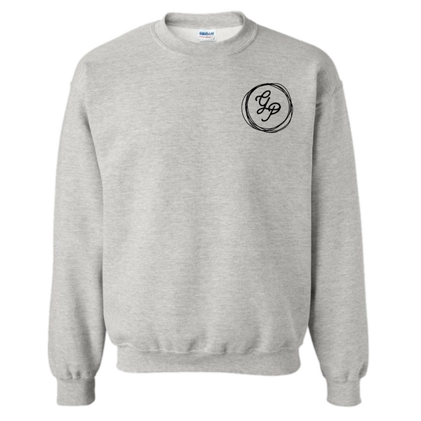 Good Paws Logo Crewneck