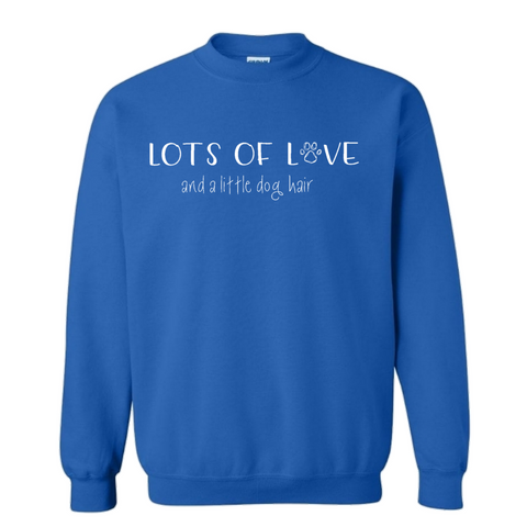 Lots of Love Crewneck