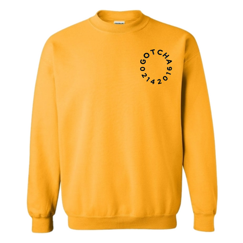 Gotcha Day Crewneck